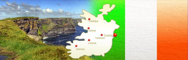 ende oktober irland